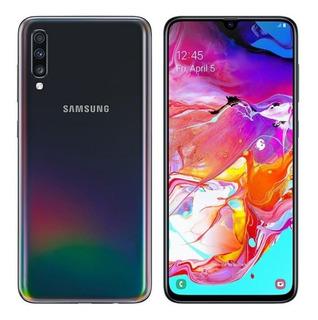 Samsung A70 128gb C/funda Nuevo-libre-garantía-