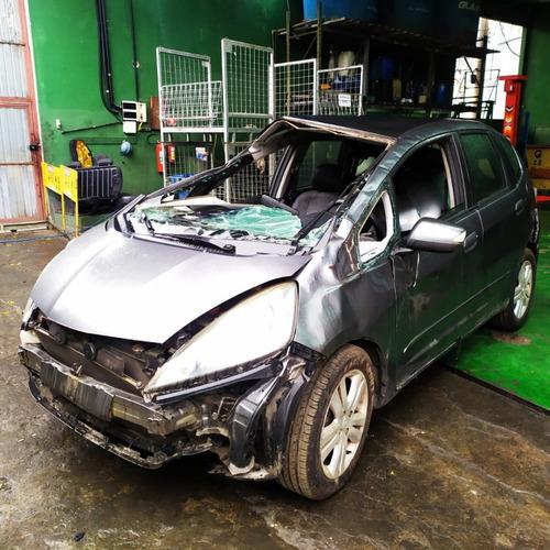 Imagem 1 de 10 de Sucata Honda Fit Ex 1.5 Automático Flex
