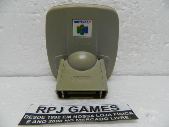 # Transfer Pak Original P/ Nintendo 64 N64 - Loja Centro Rj
