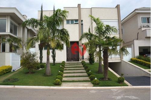 Imagem 1 de 30 de Villa Solaia - Casa Com 4 Dormitórios À Venda, 536 M² - Alphaville - Barueri/sp - Ca5700