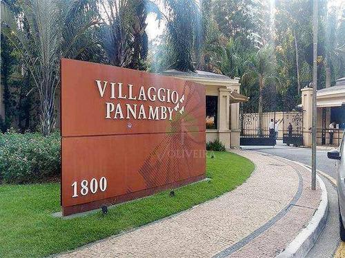 Apartamento À Venda Por R$ 1.600.000,00 - Panamby - São Paulo/sp - Ap2075