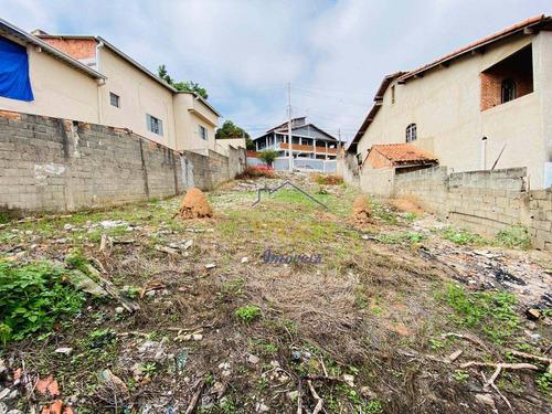 Imagem 1 de 6 de Terreno À Venda, 270 M² Por R$ 170.000,00 - Campos De São José - São José Dos Campos/sp - Te0016