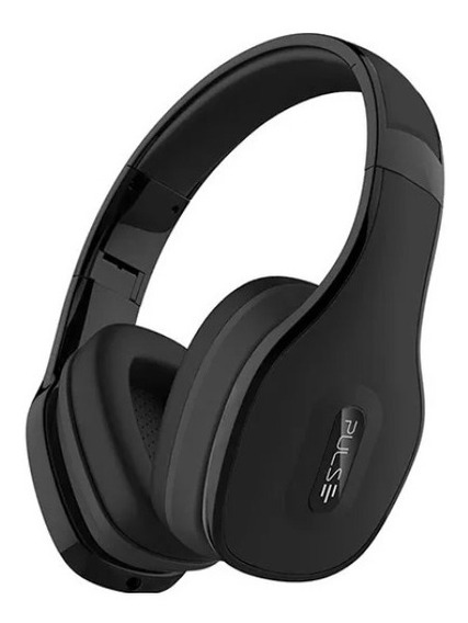 Fone De Ouvido Pulse Ph150 Preto Bluetooth Com Microfone