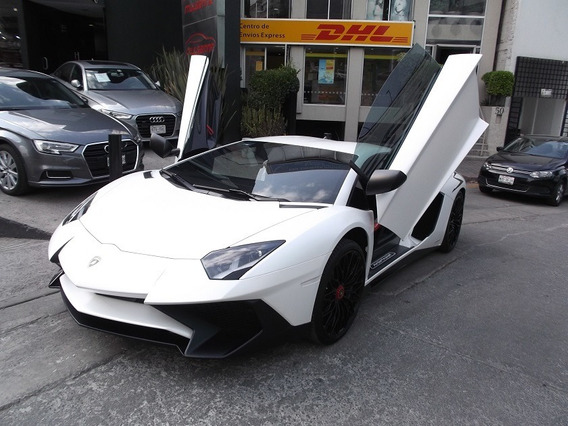 Lamborghini Aventador 6.5l Lp 750-4 Superveloce At