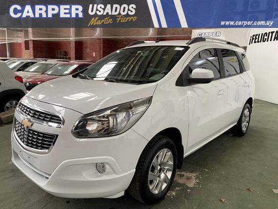 Chevrolet Spin Ltz 7 Pasajeros Full 2015 Muy Buen Estado
