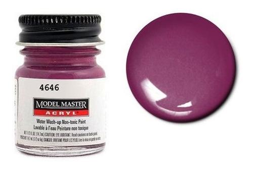 Tinta Acrílica Kandy Scarlet [g] Model Master 4646