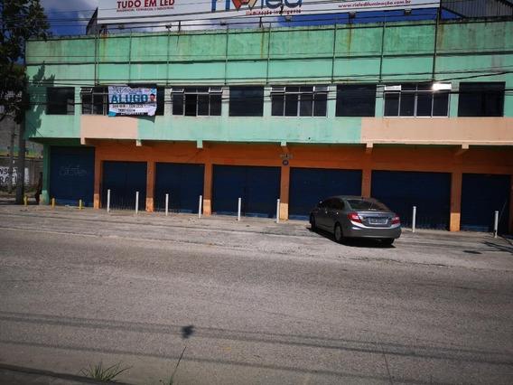 Loja Em Bangu, Rio De Janeiro/rj De 250m² Para Locação R$ 5.300,00/mes - Lo434204