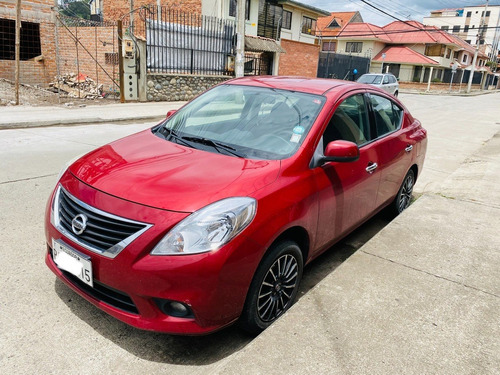 Nissan Versa 2014 Modelo Full
