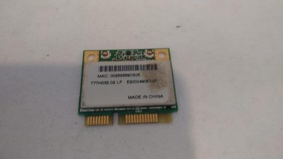 Placa De Red Mini Express Acer Kav60 - Eysd Informatica