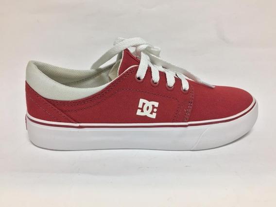 Tênis Dc Shoes Trase Tx 11459 Original