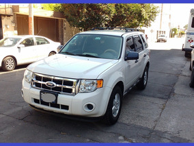 Ford Escape Xls 4 Cil Std Mod 2009 ***factura Original***