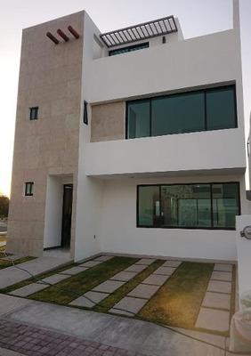 Mta/ Hermosa Casa Nueva En San Isidro Juriquilla