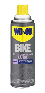 Lubricante Cadena Bicicleta Aerosol All Conditions Wd-40