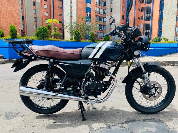 Espectacular Moto Akt Nkd Classic 125