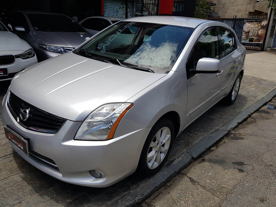 Nissan Sentra Ano 2012 2.0 S Flex Automático Oportunidade