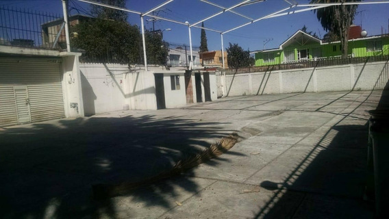 Terreno Comercial En Magdalena Contreras