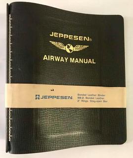 Carpeta Jeppesen Para Airway Manual