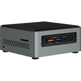 Mini Pc Kit Intel Nuc I3 7100u Nuc7i3bnh 8gb Ssd 120gb