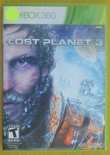 Lost Planet 3 Para Xbox 360 Play Magic