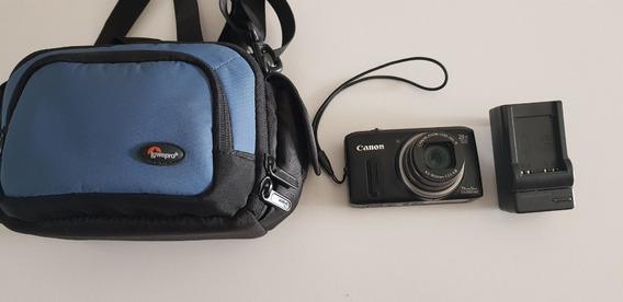 Canon Powershot Sx240 12.1 Megapixels