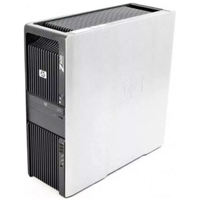 Workstation Z600 Xeon Quad Core E5620 / 32g / Quadro Fx3800