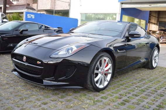 Jaguar F Type 2016 S Negro