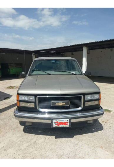 Chevrolet Silverado 4.8 2500 Custom Cab Reg Paq E Mt 1998