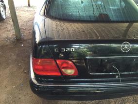 Mercedes E 320 V6 97/98 Motor Cambio Peças Sucata Abs