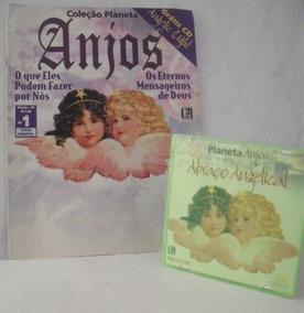 Coleção Planeta Anjos- Angelic Light + Cd