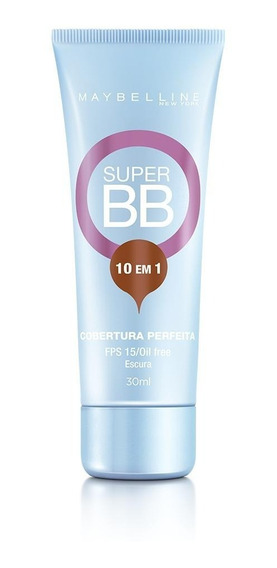 Super Bb Cream Maybelline Escuro