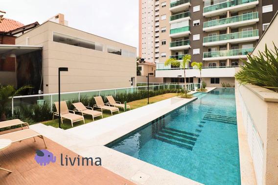 Apartamento À Venda Na Rua Desembargador Guimarães, Água Branca, São Paulo - Sp - Liv-3705