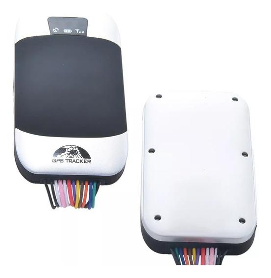 Rastreador Gps Veicular Carro Moto Tk-303g Segurança Coban