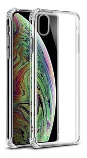 Capa Anti Queda Xiaomi Note 7 + Película + Fone De Ouvido