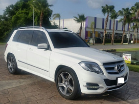 Mercedes Benz Clase Glk 300 Off Road 3.0 Lts 2014 Blanca