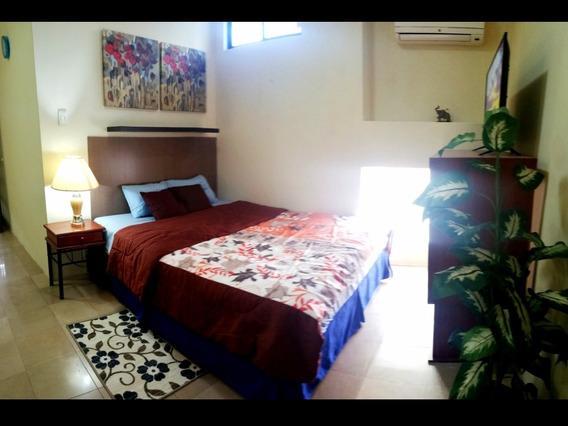 Suites Totalmente Amobladas Vía A La Costa Urb. Puerto Azul