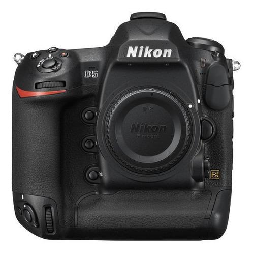Nikon D5 DSLR color negro