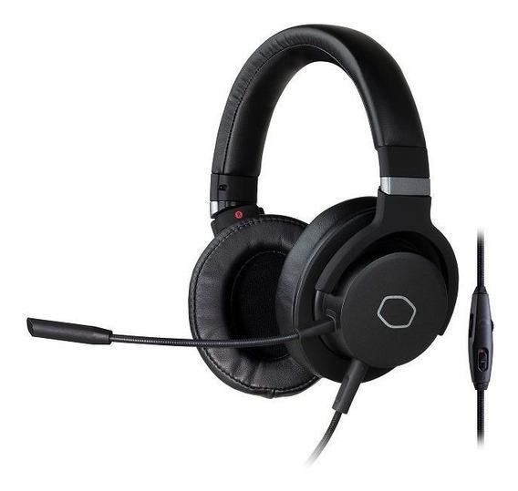 Headset Gamer Mh-751 Microfone Omnidirecional Cooler Master