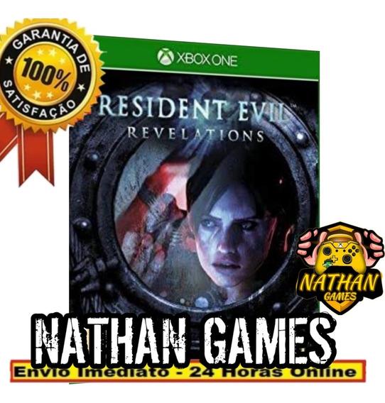 Resident Evil Revelations - Xbox One + 1 Brinde