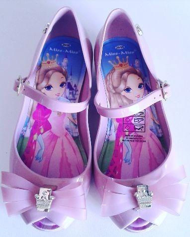Calçados Infantil Feminino Miss-miss