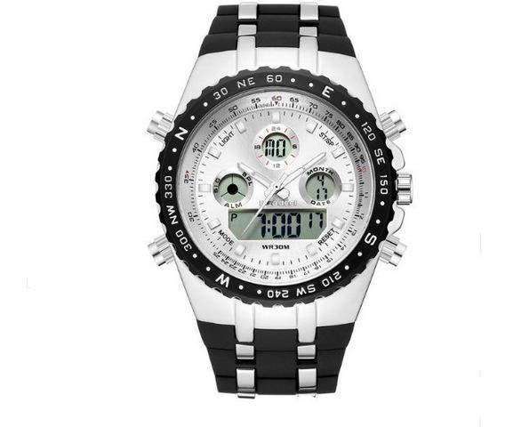 Relógio Pulso Readeel Masculino Top Luxo Barato Militar 1272