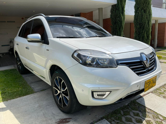 Renault Koleos Full Sport Way 4x4 At *