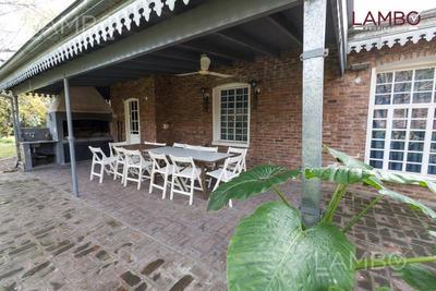 Venta Casa En San Antonio De Areco, Villa Lia
