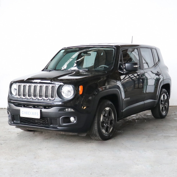 Jeep Renegade 1.8 Sport Mt - 35299 - Zn