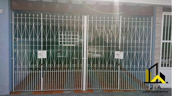 Casa Térrea Para Venda Em Osasco, Jaguaribe, 3 Dormitórios, 1 Suíte, 2 Banheiros, 4 Vagas - Ca 00001_1-1341886