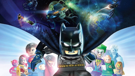 Dois Game Ps3 Batman E Hobbit Lego Downlad Psn Playstation 3