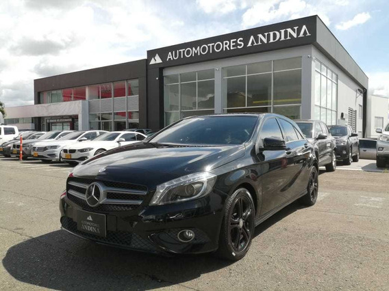 Mercedes-benz Clase A200 Automatica 2014 1.6 Turbo Fwd 302