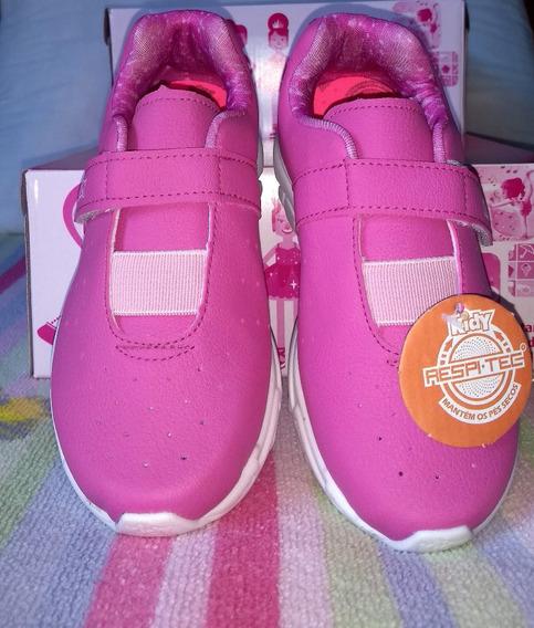 Tênis Kidy Mais Pink/rosa