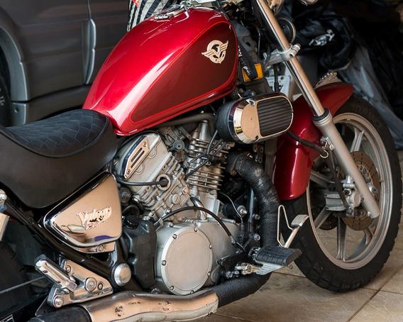 Kawasaki Vulcan 750 Em Ótimo Estado