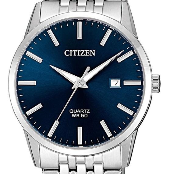 Relógio Citizen Masculino Ref: Tz20948f Social Prateado