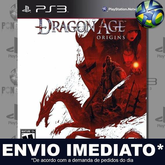 Dragon Age Origins Ps3 Psn Jogo Em Promoção A Pronta Entrega